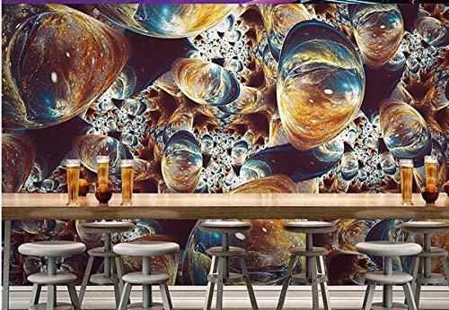 Papel Pintado 3D Decoración Murales Pared De Fondo De Herramientas Ktv De Barra De Flor De Diamante Fresco 8-350Cmx245Cm