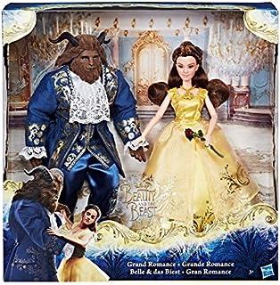 a291128bbe4 Amazon.fr   la belle et la bête - Disney   Poupées et accessoires ...
