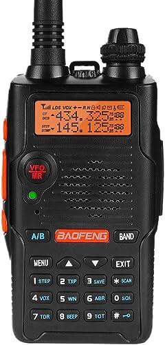Baofeng UV-5R EX Talkie Walkie Dual Band VHF UHF Radio