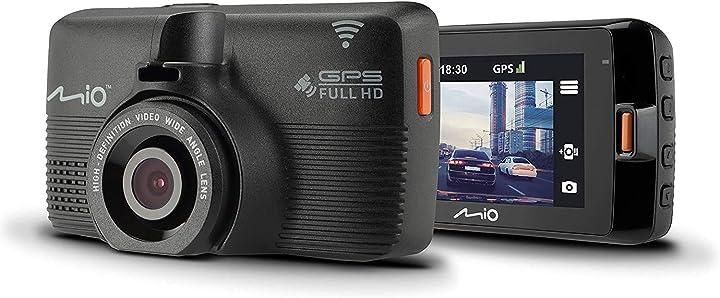 Dash cam - registratore per la guida full hd 1080p mio mivue 792 wifi pro  B074QTSL28