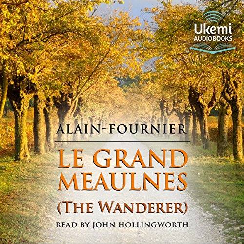 Le Grand Meaulnes audiobook cover art