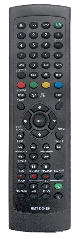 ALLIMITY RMT-D248P Mando a Distancia reemplazado por Sony Digital Video Recorder RDR-HXD1070 RDR-HXD870 RDR-HXD995 RDR-HXD1090 RDR-HXD890 RDR-HXD1095 RDR-HXD895 RDR-HXD790 RDR-HXD970: Amazon.es: Electrónica