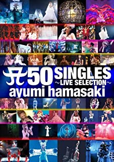 A(ロゴ表記) 50 SINGLES 〜LIVE SELECTION〜 [DVD]