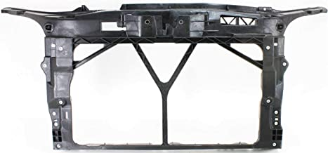 417-31464 MA1225127 BP4K53110J Radiator Core Support Unpainted Black CarPartsDepot