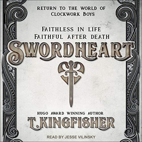Swordheart cover art