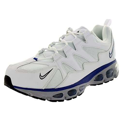 purchase cheap 1d6d7 dc5f7 Nike Men s Air Max Tailwind 96-12 White Wolf Grey Black Old