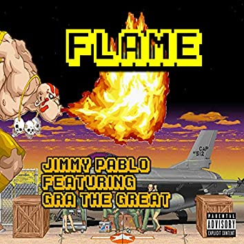 Flames (feat. Gra the Great)