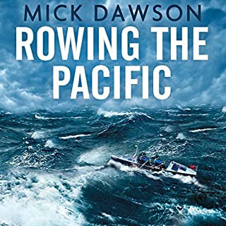 Rowing the Pacific cover art