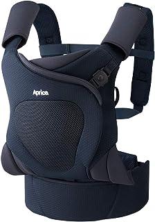 Aprica(アップリカ) 新生児から使える抱っこ紐 コアラ メッシュプラス AB Koala Mesh Plus AB ネイビースカイ 0か月~ 2085583