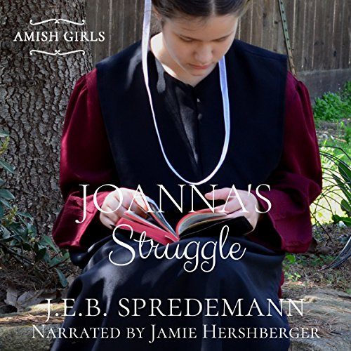 Joanna's Struggle audiobook cover art