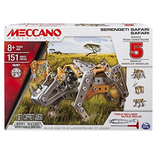 Meccano - Serengeti Safari