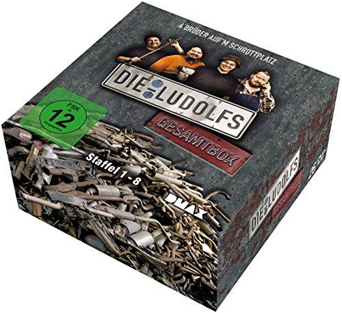 Die Ludolfs - Gesamtbox Staffel 1-8 [26 DVDs]