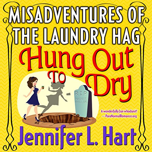 Hung Out to Dry audiobook cover art