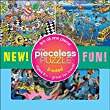 Tooniverse Pieceless Puzzle (2 Sided, 1 Piece) by The pieceless puzzle