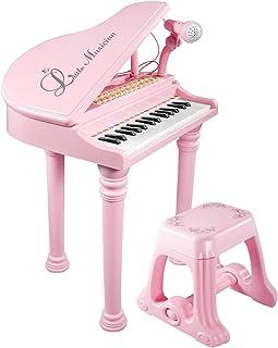 Love&Mini Girls Toys Piano Keyboard 31 Keys Educatio