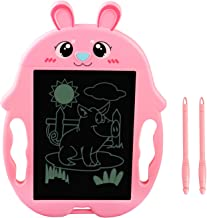 SLHFPX 2019 Newest Update LCD Writing Tablet 9 Inch Doodle Board for Kids Cartoon Modeling with 2 Pen - Best Present