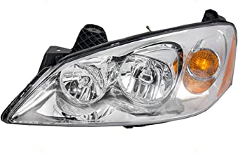 Drivers Headlight Headlamp Replacement for Pontiac 20821143