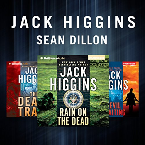 Couverture de Jack Higgins - Sean Dillon Series