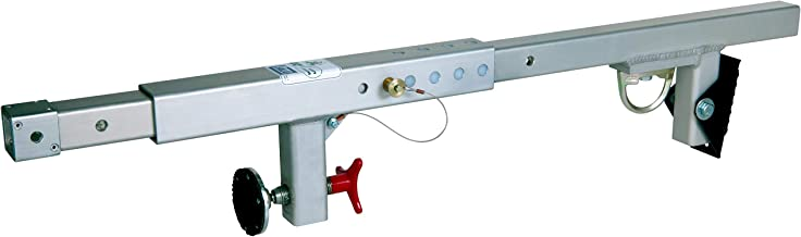 3M DBI-SALA 2100080 Anchorage Connector, Adjustable Door/Window Jamb Anchor, Fits 215 To 515
