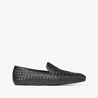Bottega Veneta Fiandra Leather Loafer (Black) Men