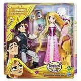 Disney Princesses Princess Poupées Raiponce Et Eugene, C1750EU40, Multicolore