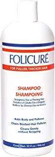 Best folicure shampoo for fuller thicker hair Reviews