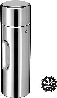 WMF 福腾宝 Motion 保温壶,0.75 升,适用于茶或咖啡,保温杯,带饮水杯,24小时保温12小时,不锈钢