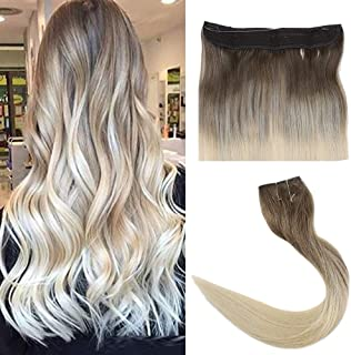 lilly hair extensions before and after