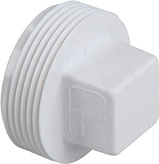 NIBCO 4818 Series PVC DWV Pipe Fitting, Plug, 4