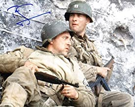 TOM SIZEMORE as Sgt. Mike Horvath - Saving Private Ryan Genuine Autograph