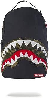 black sprayground backpack