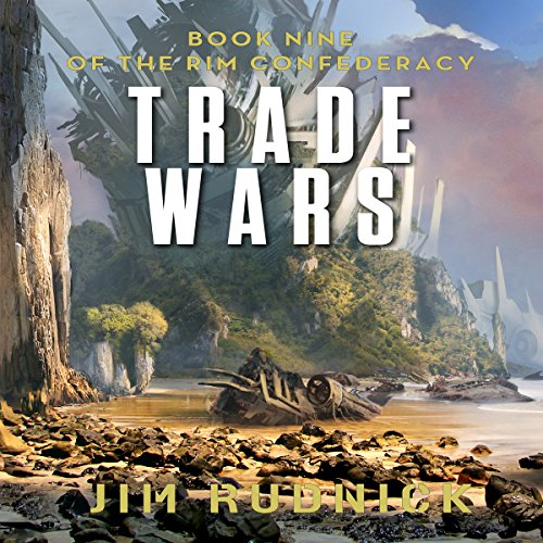 Trade Wars audiobook cover art
