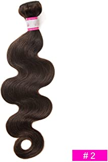 Brazilian Body Wave With Closure 3 Bundles Mi Lisa Hair Weave Bundle Non Remy Free Part Lace 4 Pc Human Hair Bundle With Closure,28 28 28 & Closure20,Free Part