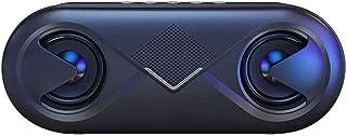 $109 » HOADIE Portable Bluetooth Speakers, Speaker, Outdoor, Wireless Speakers, Bluetooth 5.0, Loud Stereo, Booming Bass, Suitabl...