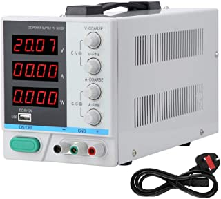 30V/10A Power Supply, Clearly Display Power Supply, Exquisite Workmanship Stable Performance(British standard 240V)