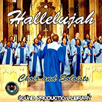 Hallelujah WorshipChoir - Large Perfect WAVE Multi-Layer Studio Samples Library on DVD