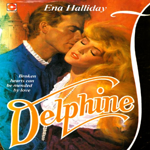 Delphine audiobook cover art