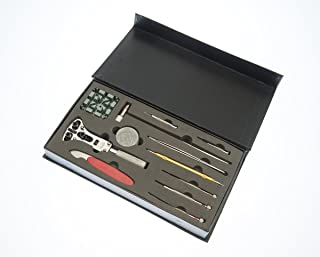 SE JT6615CF Watch Repair Tool Kit (12 Piece)