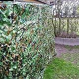 SMYH Tarnnetz Bundeswehr 1.5x2m 2x3m 2x4m 2x6m 3x3m 3x4m 4x6m 5x8m 8x10m, Camouflage Net for Dekoration Sonnenschutz Jagd Camping Outdoor Militär