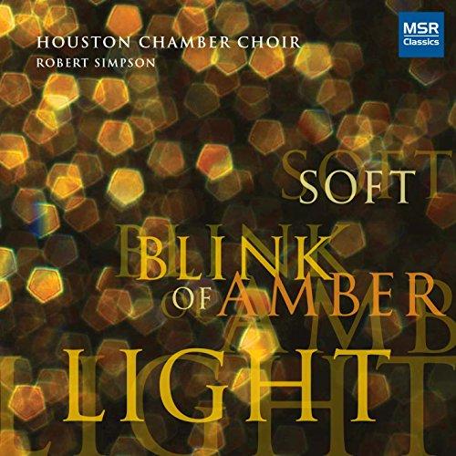Soft Blink of Amber Light