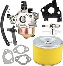 Milttor Carburetor Air Filter Fit Honda GX240 GX270 8HP 9HP Engine WT30XK2 WT30XK3 WT30XK3 Water Pump 16100-ZE2-W71 16100-ZH9-W21 1616100-ZH9-820 17210-ZE2-515