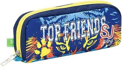 SJ TOP FRIENDS Bustina porta penne Portapenne Scuola SEVEN Blu