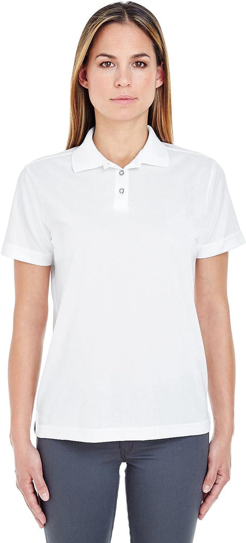 Ultraclub Ladies' Cool & Dry Sport Polo Shirt