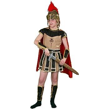 Disfraz Centurion Romano niño de 5 años a 6 años: Amazon.es: Ropa ...