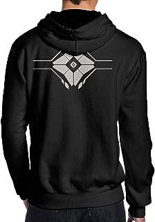 Destiny Ghost Hoodies Sweatshirts Pullover Sweatshirts for Men