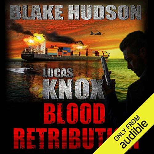 Lucas Knox: Blood Retribution cover art