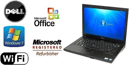 Dell Latitude E6410 Laptop Windows 7 Pro Core i5 2.4 Ghz 8GB RAM - New 1TB HD DVD-RW +MS Office