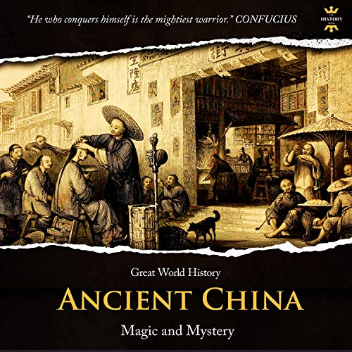Ancient China: Magic and Mystery cover art