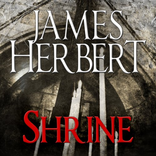 Shrine audiobook cover art