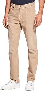 Mens Denim Five-Pocket Slim Jeans